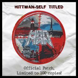 Hittman - Hittman Red Border - Patch