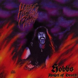 Hobbs Angel Of Death - Hobbs Satans Crusade - LP COLOURED