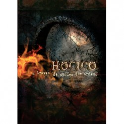 Hocico - a travès de mundos que arden LTD Edition - DVD + CD