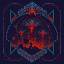 Hollywood Burns - Invaders - LP Gatefold