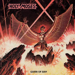 Holy Moses - Queen Of Siam - LP