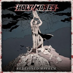 Holy Moses - Redefined Mayhem - CD