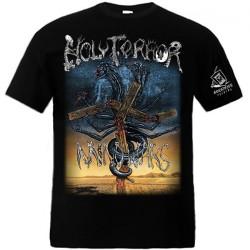 Holy Terror - Mind Wars - T-shirt (Men)