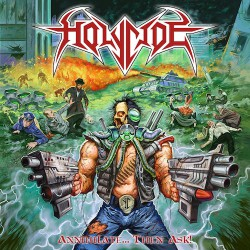 Holycide - Annihilate... Then Ask ! - CD