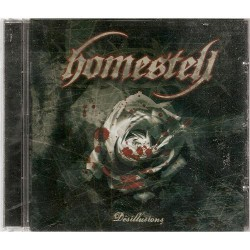 Homestell - Désillusions - CD