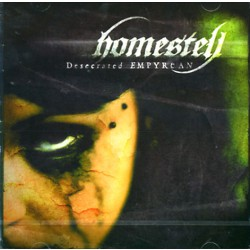 Homestell - Desecrated Empyrean - CD