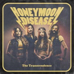 Honeymoon Disease - The Transcendence - CD DIGIPAK
