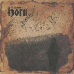 Horn - Konflikt - CD DIGIPAK