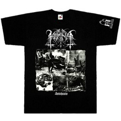 Horna - Sotahuuto - T-shirt (Men)