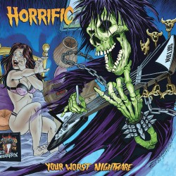 Horrific - Your Worst Nightmare - LP