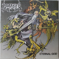 Horrified - Eternal God - LP