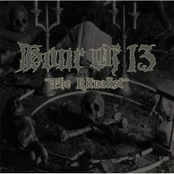 Hour Of 13 - The Ritualist - CD