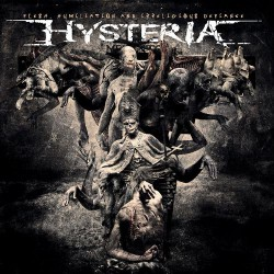 Hysteria - Flesh, Humiliation And Irreligious Deviance - CD DIGIPAK