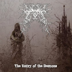Iapethos - The Entry Of The Demons - CD