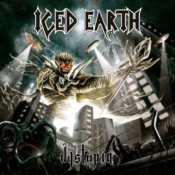 Iced Earth - Dystopia - CD