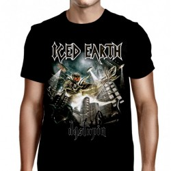 Iced Earth - Dystopia - T-shirt (Men)