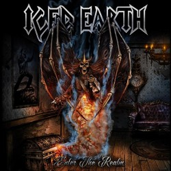 Iced Earth - Enter The Realm - LP