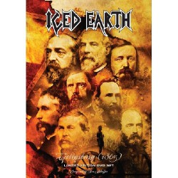 Iced Earth - Gettysburg (1863) LTD Edition - DOUBLE DVD DIGIPACK