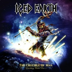 Iced Earth - The Crucible Of Man - Something Wicked Part II - CD DIGIPAK