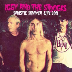Iggy And The Stooges - Sadistic Summer Live 2011 - LP Gatefold Coloured
