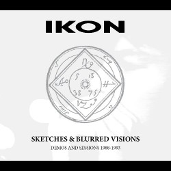 Ikon - Sketches & Blurred Visions - CD + DVD digisleeve