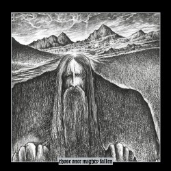 Ildjarn / Hate Forest - Those Once Mighty Fallen - CD