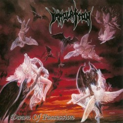 Immolation - Dawn Of Possession - CD DIGIPAK