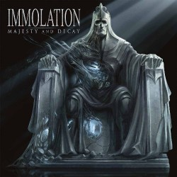 Immolation - Majesty and Decay - LP COLOURED