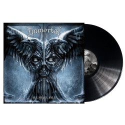 Immortal - All Shall Fall - LP Gatefold