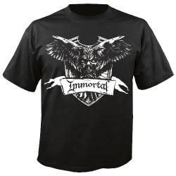 Immortal - Crest - T-shirt (Men)