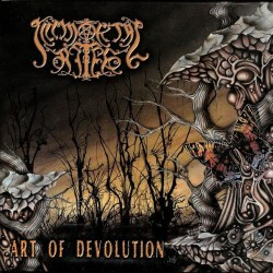 Immortal Rites - Art of devolution - CD DIGIPAK