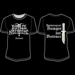 Impaled Nazarene - Finland - T-shirt (Men)