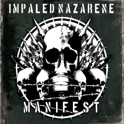 Impaled Nazarene - Manifest - CD DIGIPAK