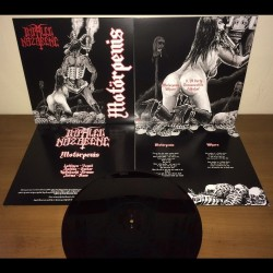 Impaled Nazarene - Motorpenis - LP COLOURED
