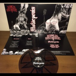 Impaled Nazarene - Motorpenis - LP COLOURED