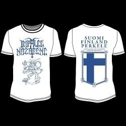 Impaled Nazarene - Suomi Finland Perkele - 100 Years Of Finnish Independence - T-shirt (Men)