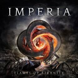 Imperia - Flames Of Eternity - CD DIGIPAK