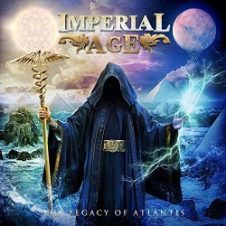 Imperial Age - The Legacy of Atlantis - CD DIGIPAK