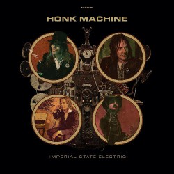 Imperial State Electric - Honk Machine - LP