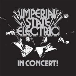 "Imperial State Electric - In Concert! - 10"" vinyl"
