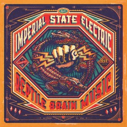 Imperial State Electric - Reptile Brain Music - CD