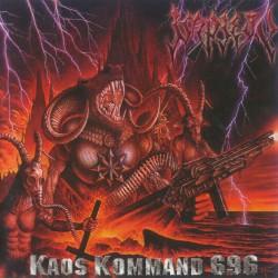 Impiety - Kaos Kommand 696 - CD