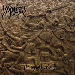 Impiety - The Impious Crusade - CD DIGIPAK