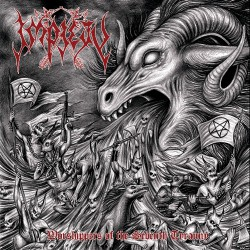 Impiety - Worshippers Of The Seventh Tyranny - CD