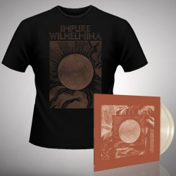 Impure Wilhelmina - Radiation - DOUBLE LP GATEFOLD COLOURED + T-SHIRT bundle