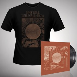 Impure Wilhelmina - Radiation - Double LP gatefold + T-shirt bundle