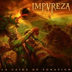 Impureza - La Caída De Tonatiuh - CD DIGIPAK + Digital