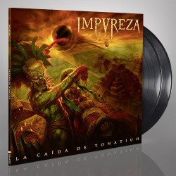 Impureza - La Caída De Tonatiuh - DOUBLE LP Gatefold + Digital
