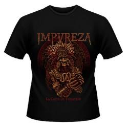 Impureza - La Caída De Tonatiuh - T-shirt