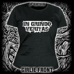 In Grindo Veritas - In Grindo Veritas - T shirt girlie